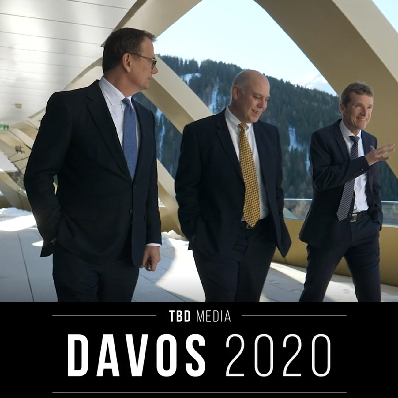 Luminator Technology Group Discusses the Future of Cities and Transit at Davos 2020